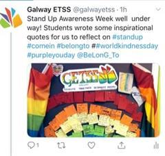 Stand Up LGBTI  Awareness Week